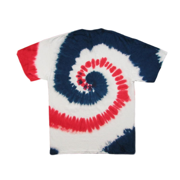 DOPE Clothing College Tie Dye T-Shirt