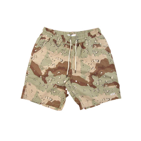 DOPE Clothing Woodsmen Camouflage Shorts
