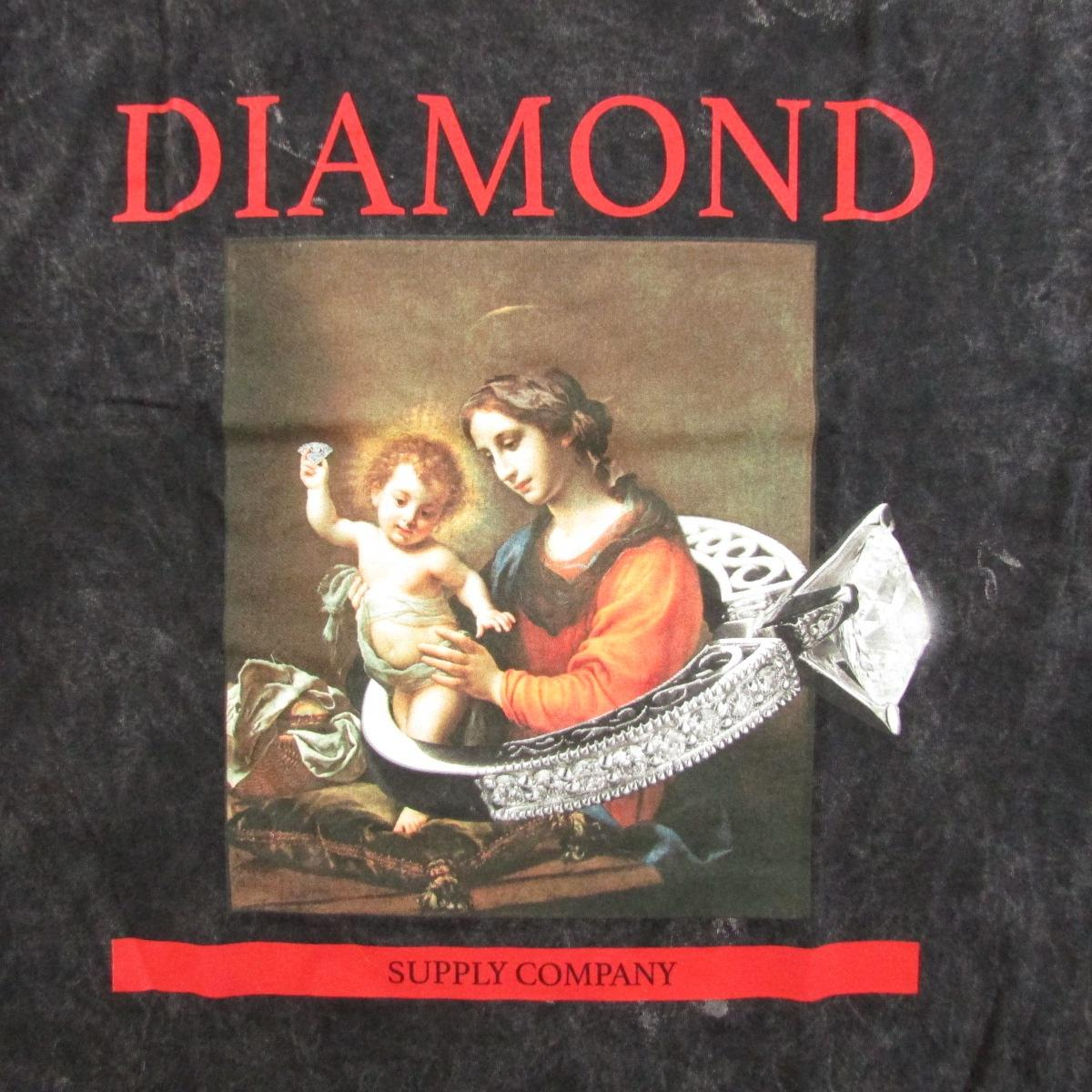 Diamond Supply Co 13th Century Mineral T-Shirt