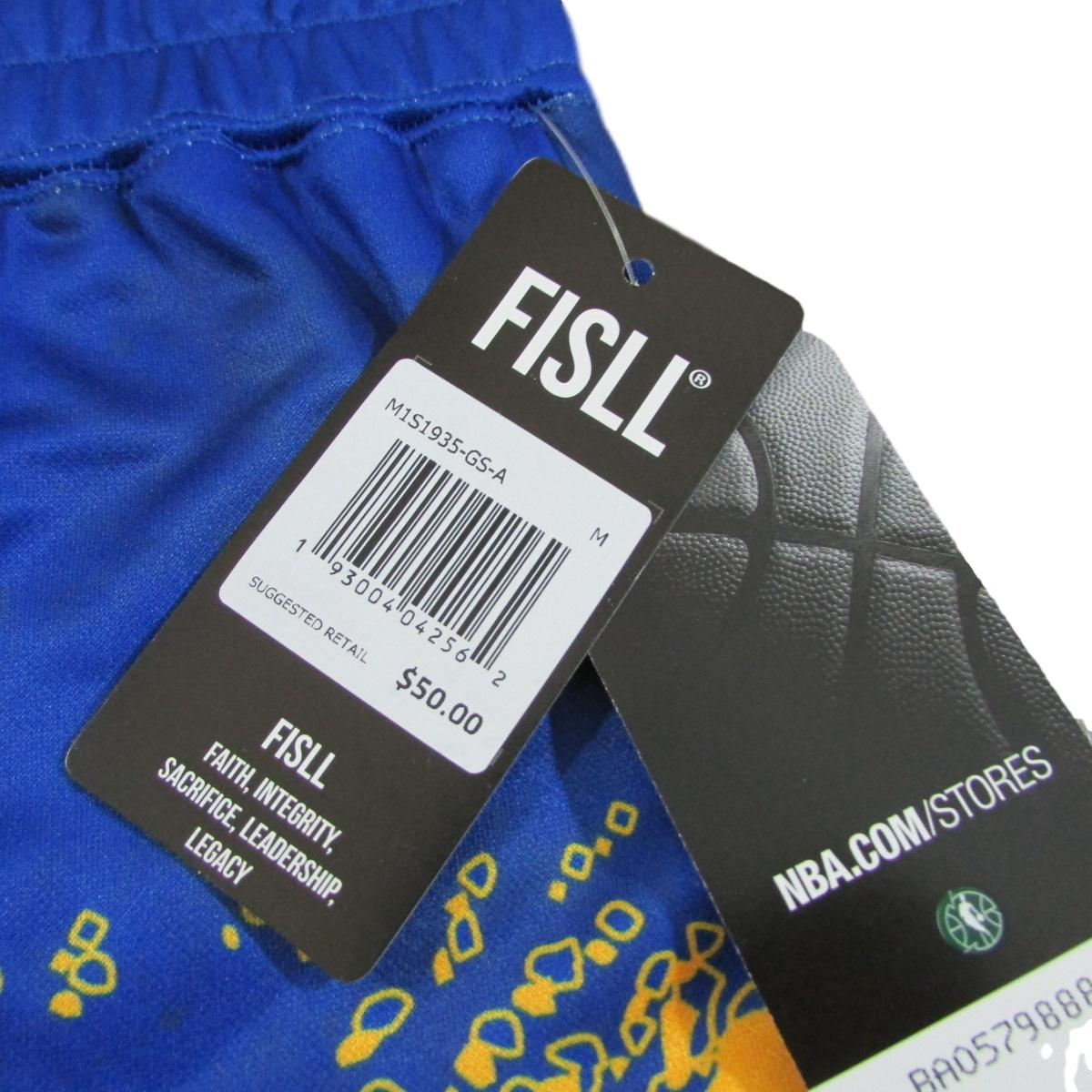 Golden State Warriors Paint Splatter Basketball Shorts