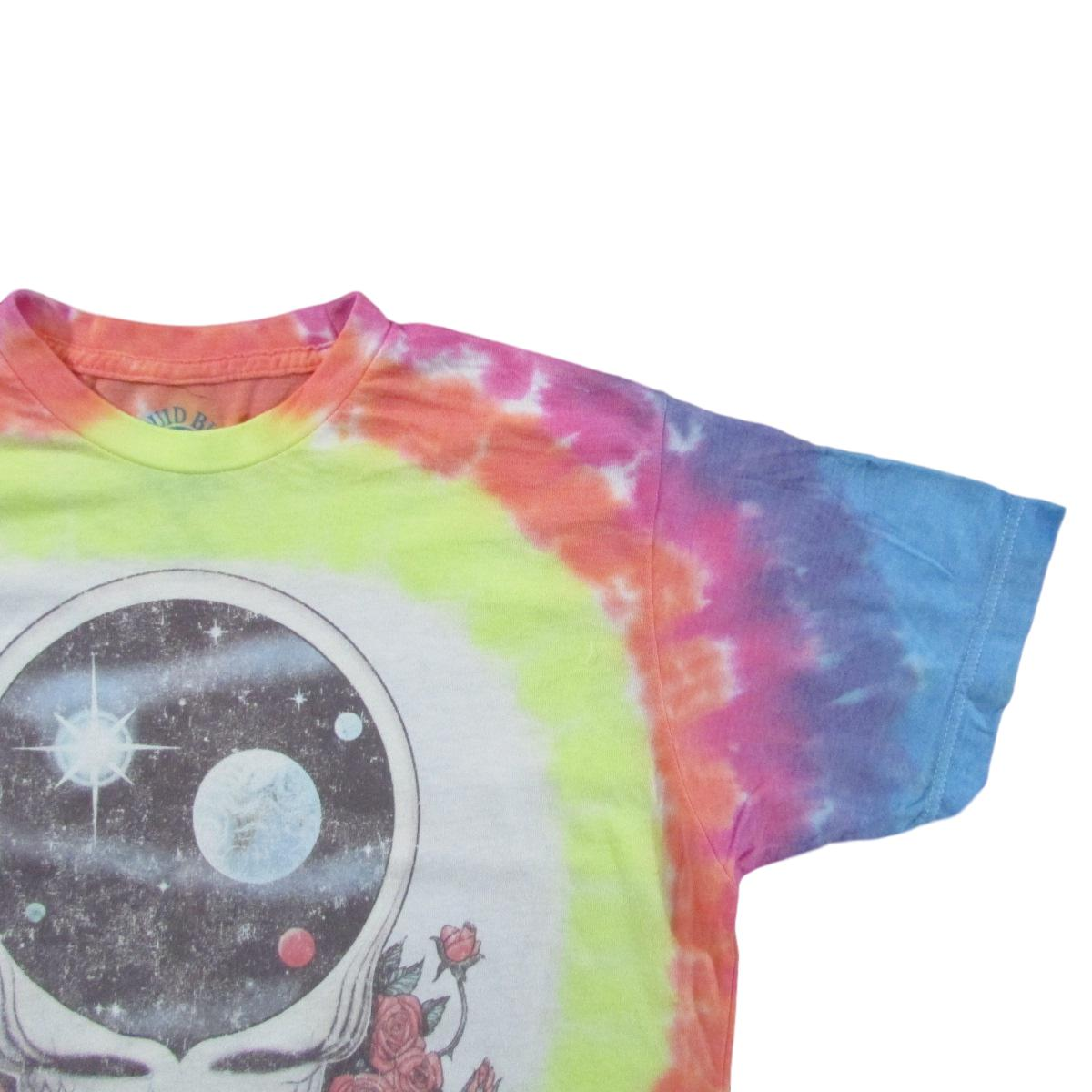 Grateful Dead Space Your Face Tie Dye T-Shirt