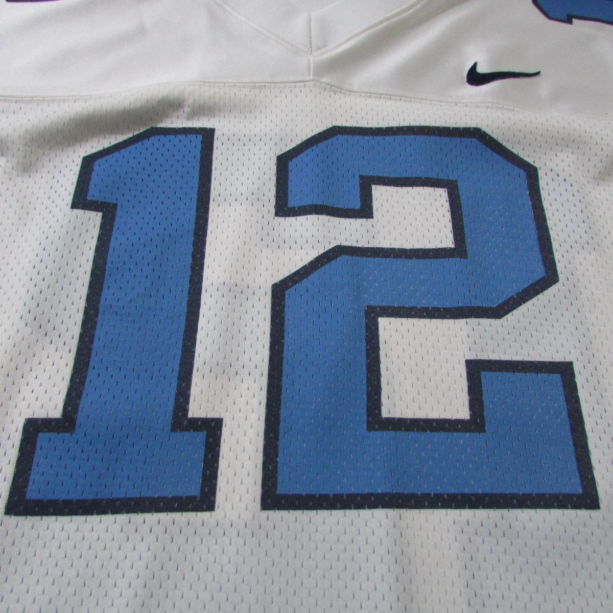 North Carolina Tar Heels College Football Jersey Nike XL