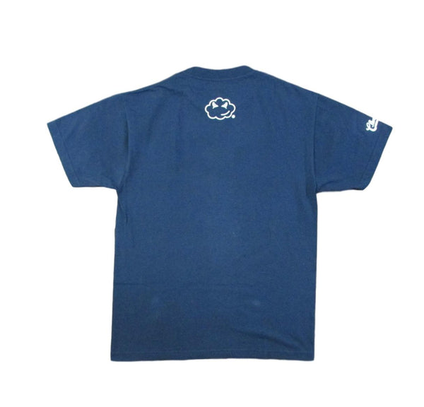 Cloud Kicker Skateboard T-Shirt - American Blue