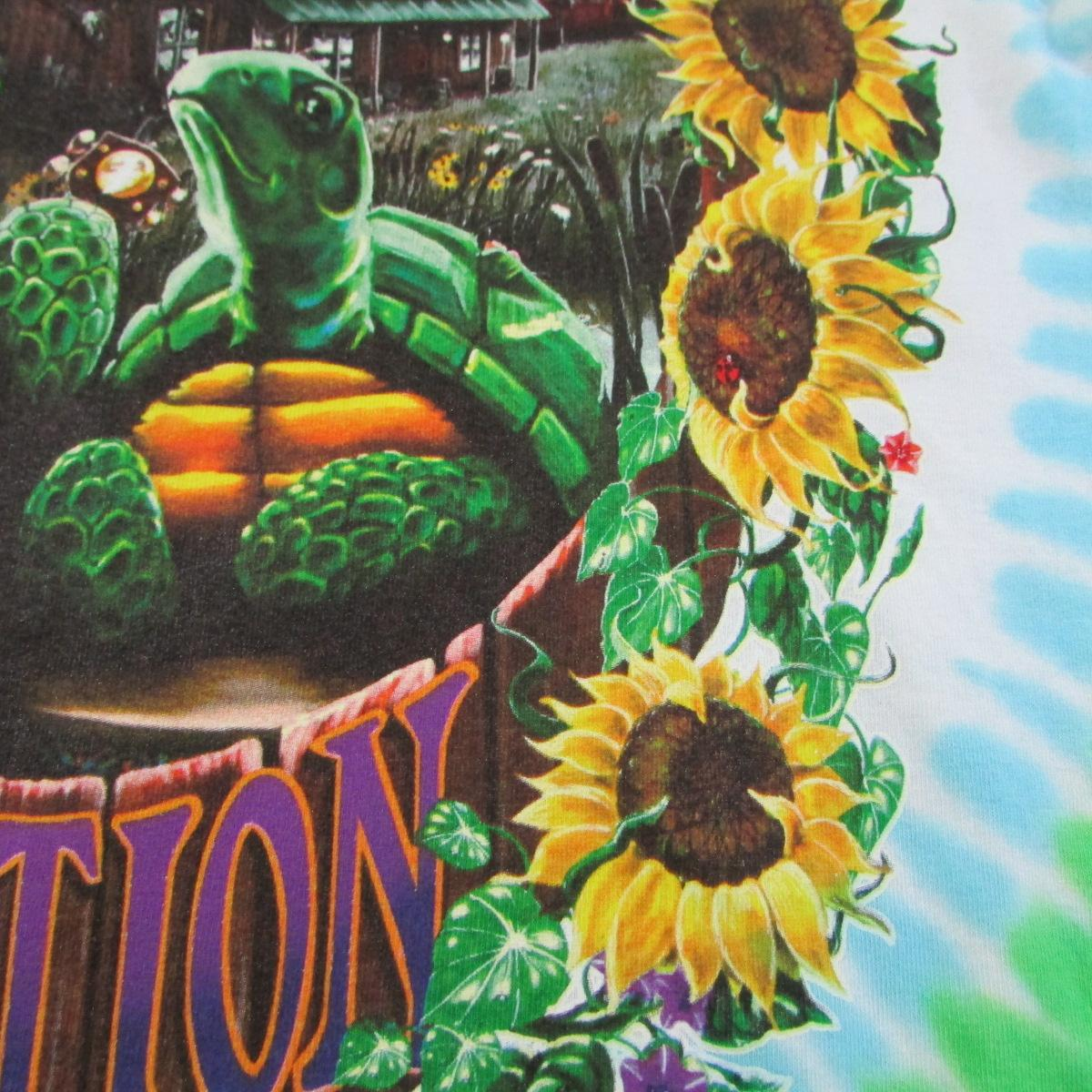 Grateful Dead Terrapin Station Tie Dye T-Shirt