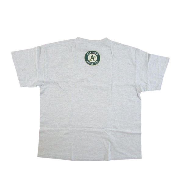 Oakland Athletics Practice T-Shirt Gray CSA Sz XL