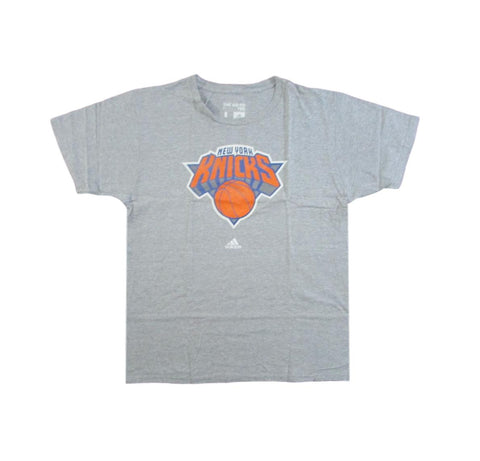 New York Knicks Practice Basketball T-Shirt Adidas Sz L