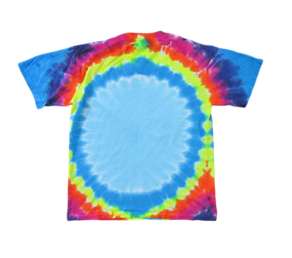 Grateful Dead Never Dead Tie Dye T-Shirt