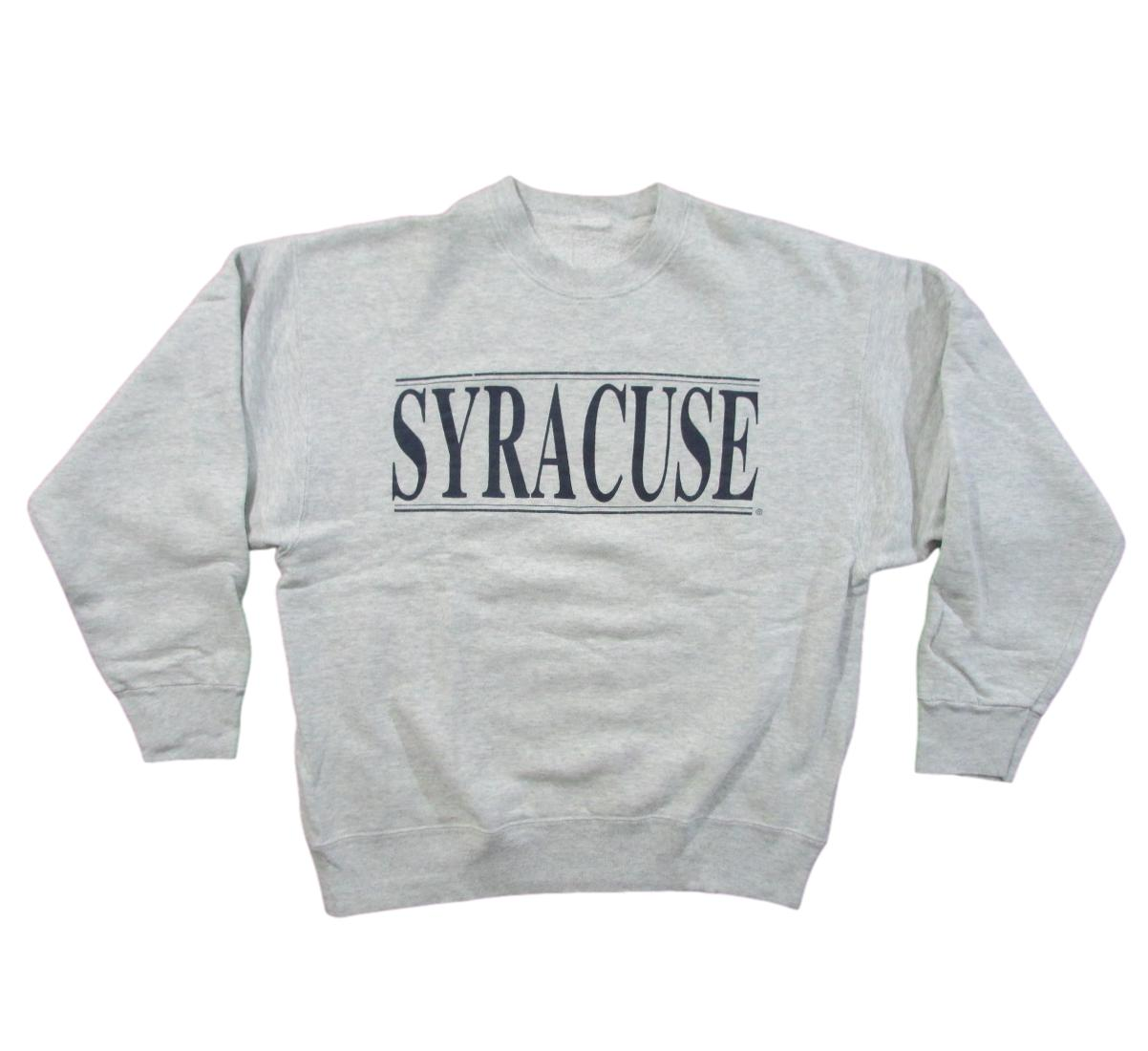 Vintage Syracuse University College Sweater Sz L