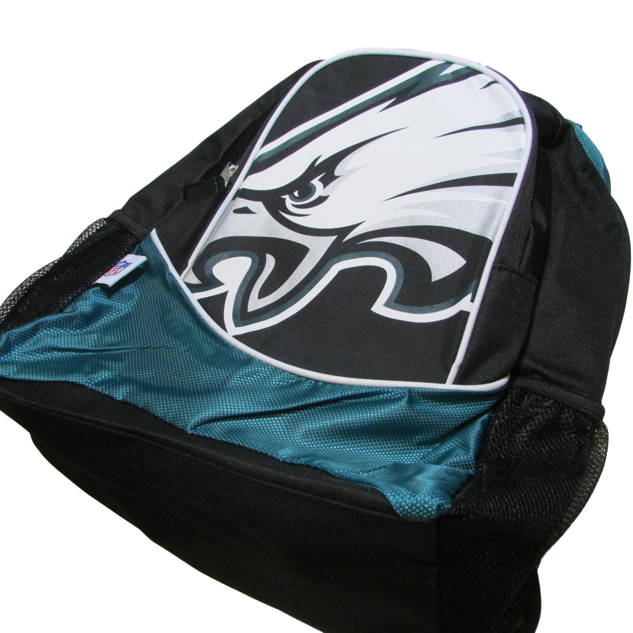 Philadelphia Eagles NFL Big Logo Backpack
