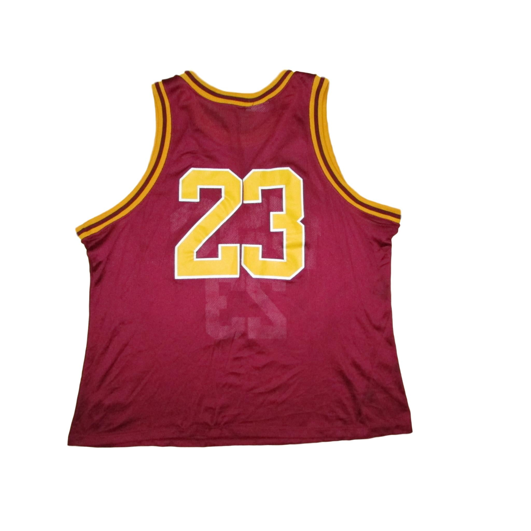 USC Trojans Vintage Basketball Jersey #23 Team Edition Sz XL