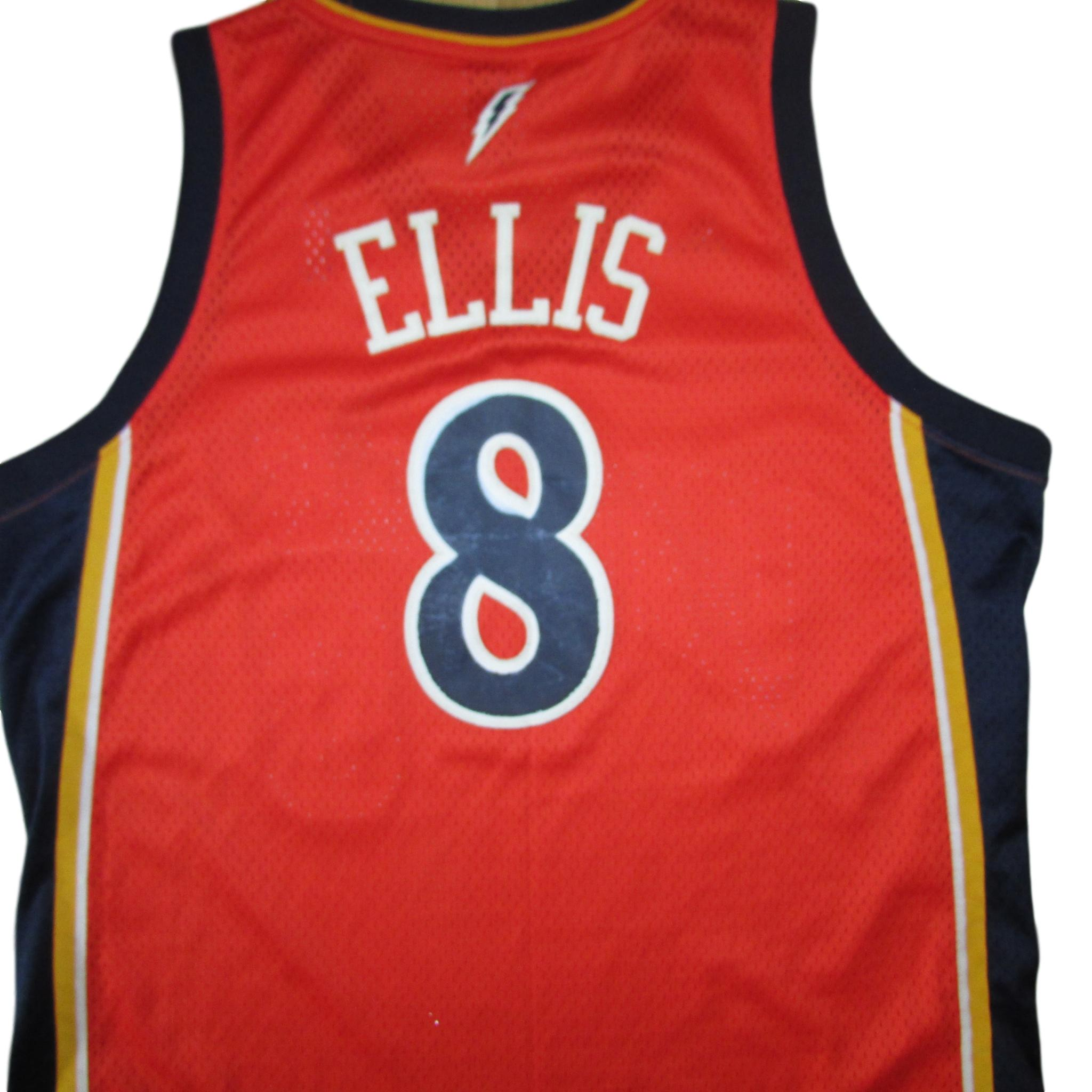 Golden State Warriors Monta Ellis Basketball Jersey We Believe Alternative Colors Sz XL