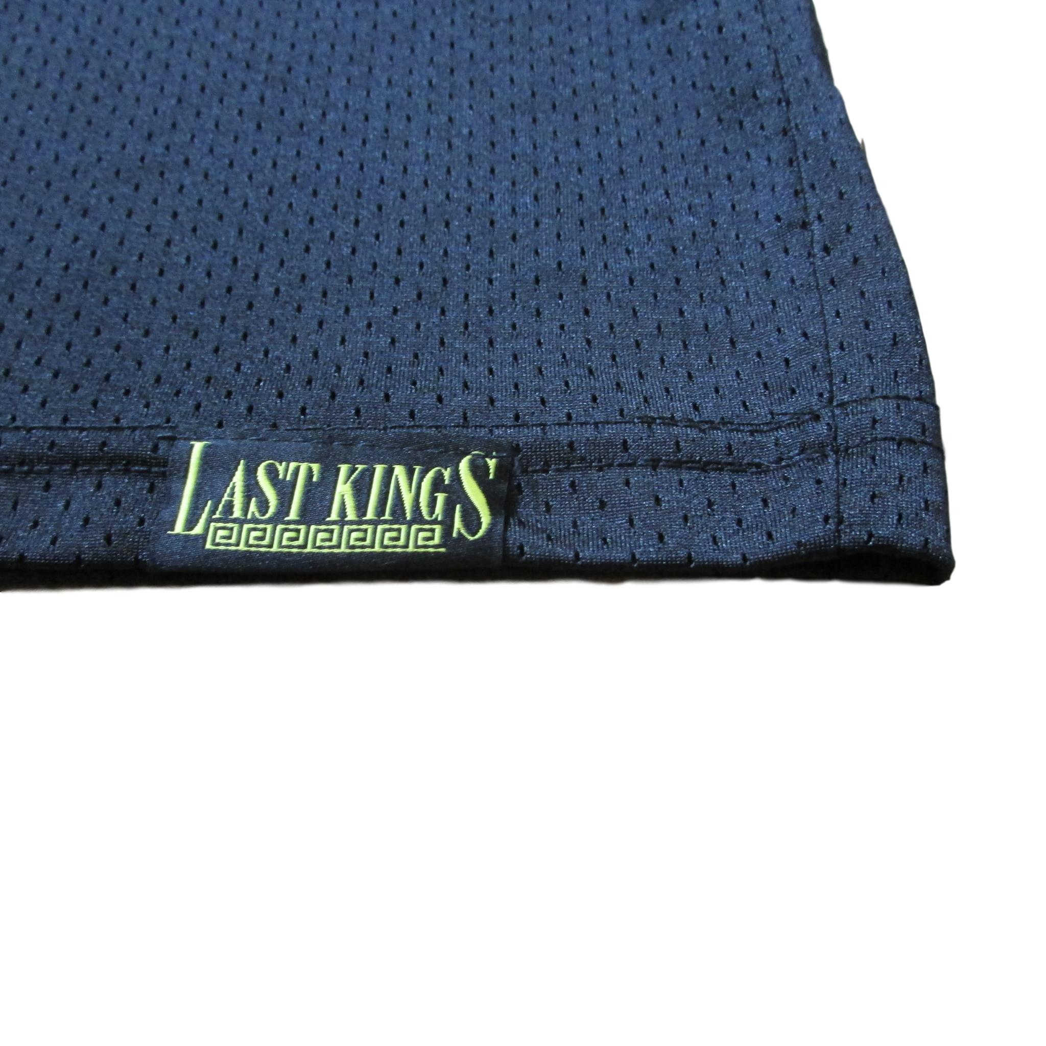 Last Kings Mesh Jersey Basketball Tank Top Shirt