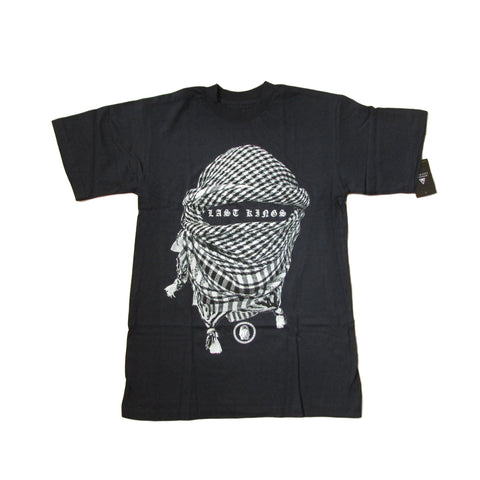 Last Kings Terror Face Navy Blue T-Shirt Premium Tee