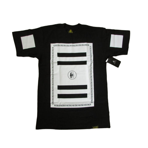 Last Kings White Block Premium T-Shirt