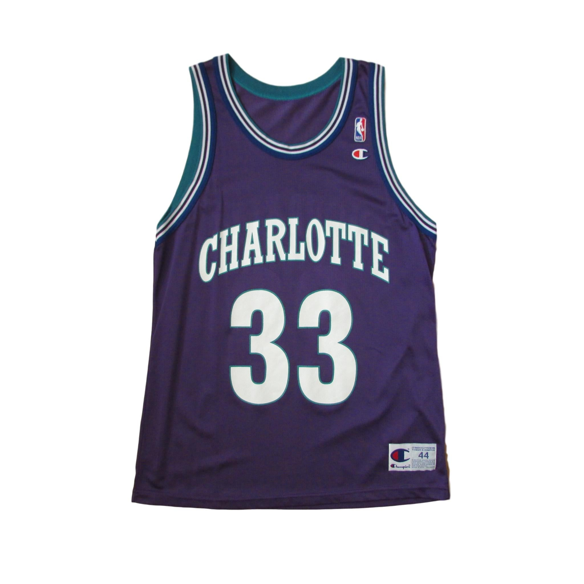 new style c79d1 f0ee9 sale charlotte hornets jersey retro a9db7 a0e11