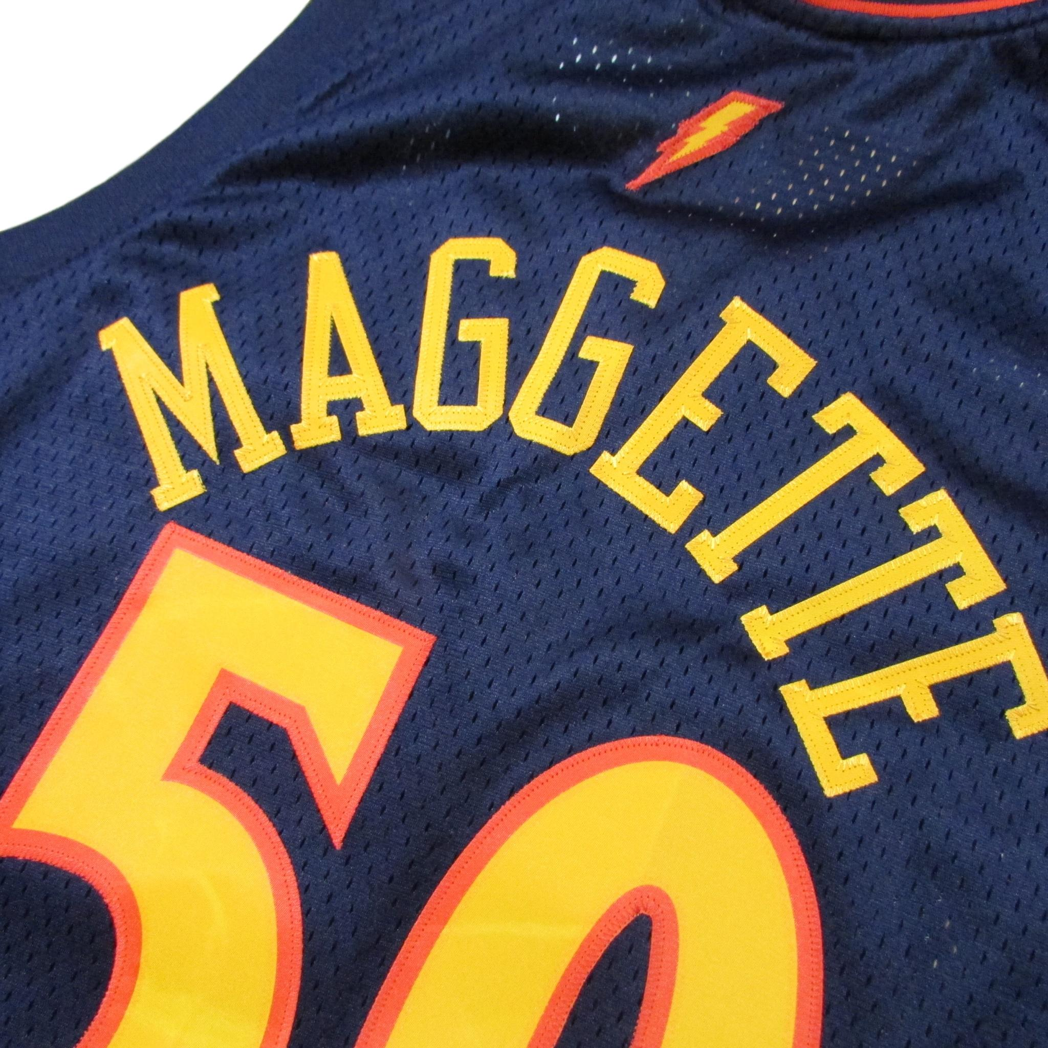 Golden State Warriors Corey Maggette We Believe Swingman Jersey Sz XL