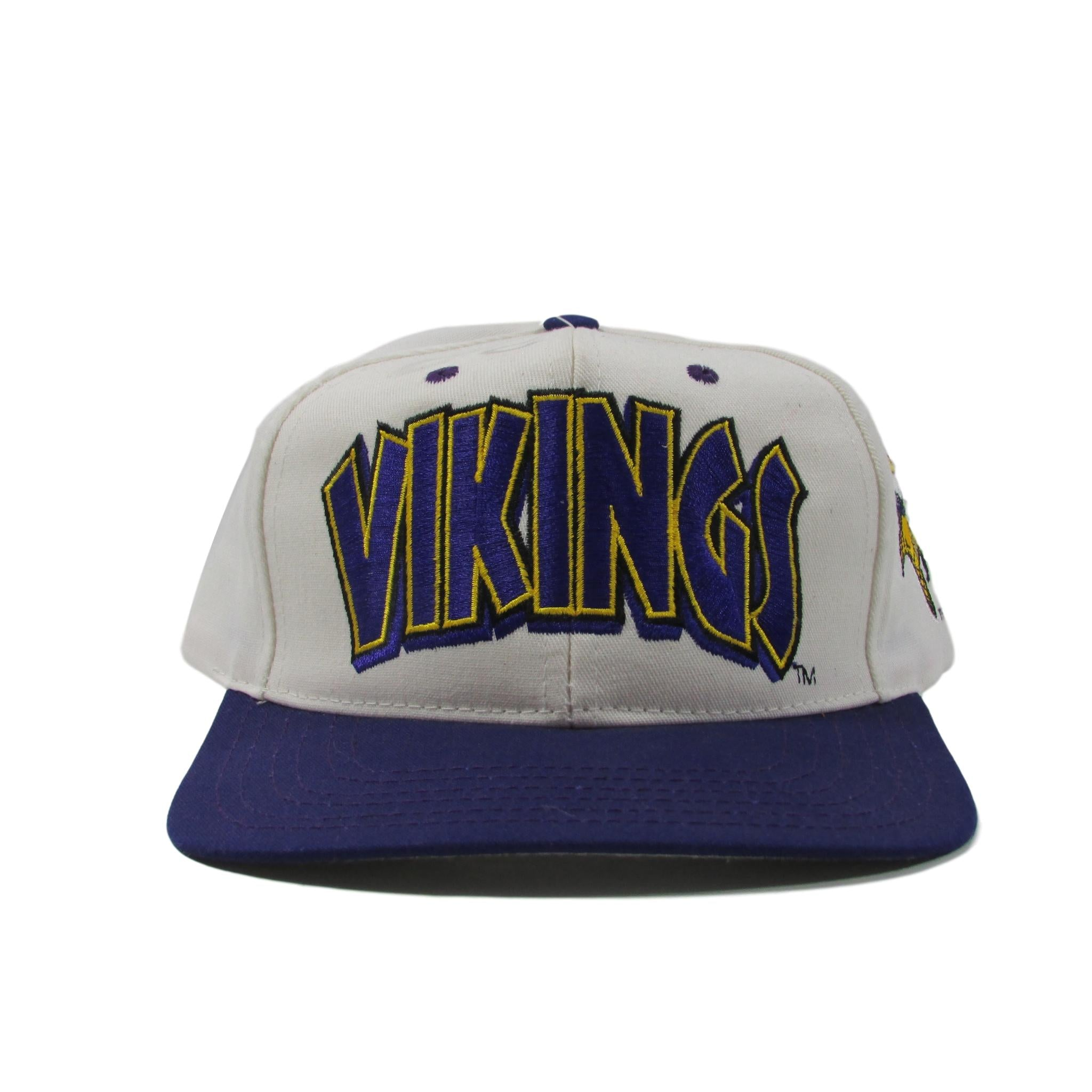 ... amazon minnesota vikings deadstock football white snapback hat team nfl  jpg 2048x2048 vintage minnesota vikings hats 448507596