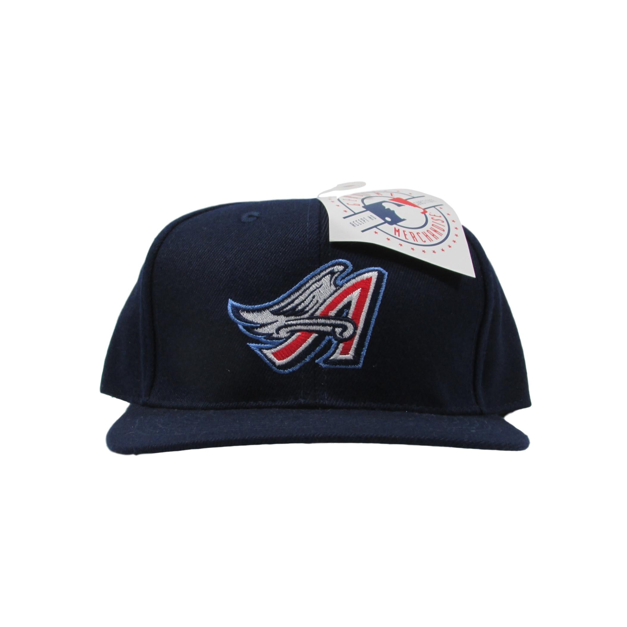 California Angels of Anaheim Los Angeles Baseball Deadstock Snapback Hat