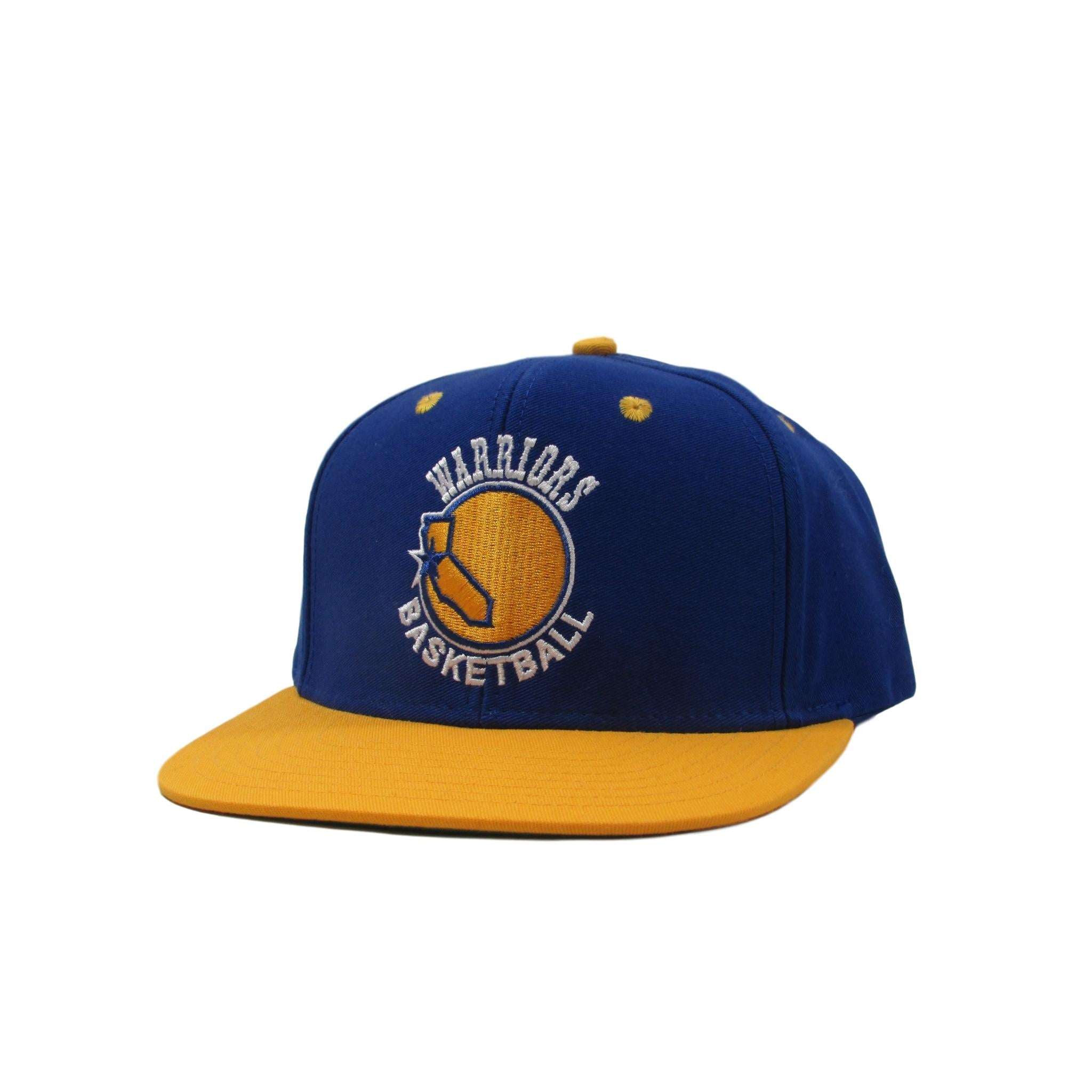 Golden State Warriors Classic Basketball Snapback Hat Adidas