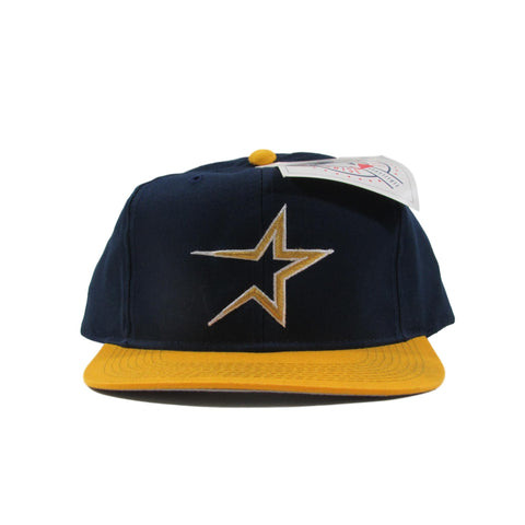 Houston Astros Deadstock 1995 Logo Baseball Snapback Hat