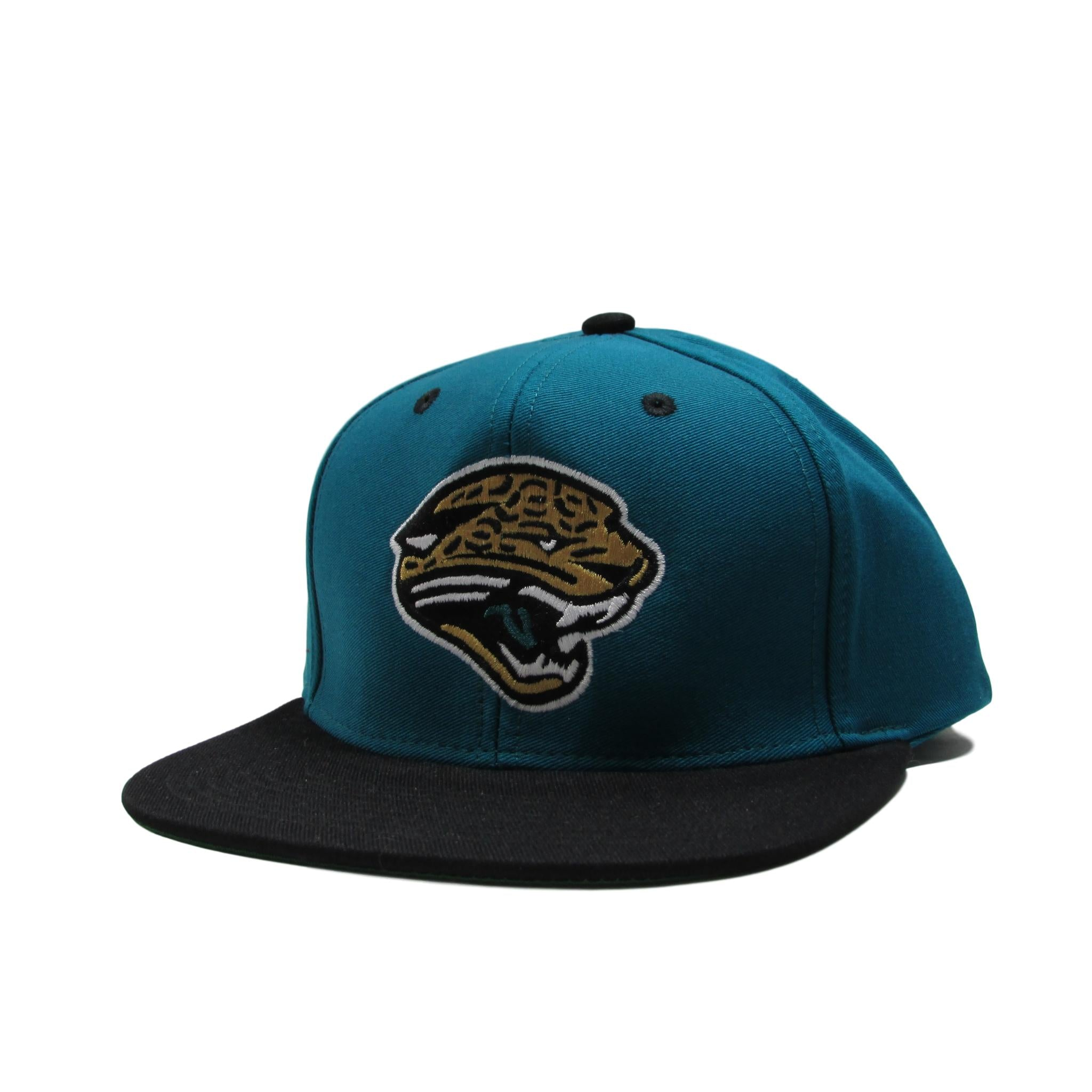 Jacksonville Jaguars Football Snapback Hat 1995 Throwback Logo