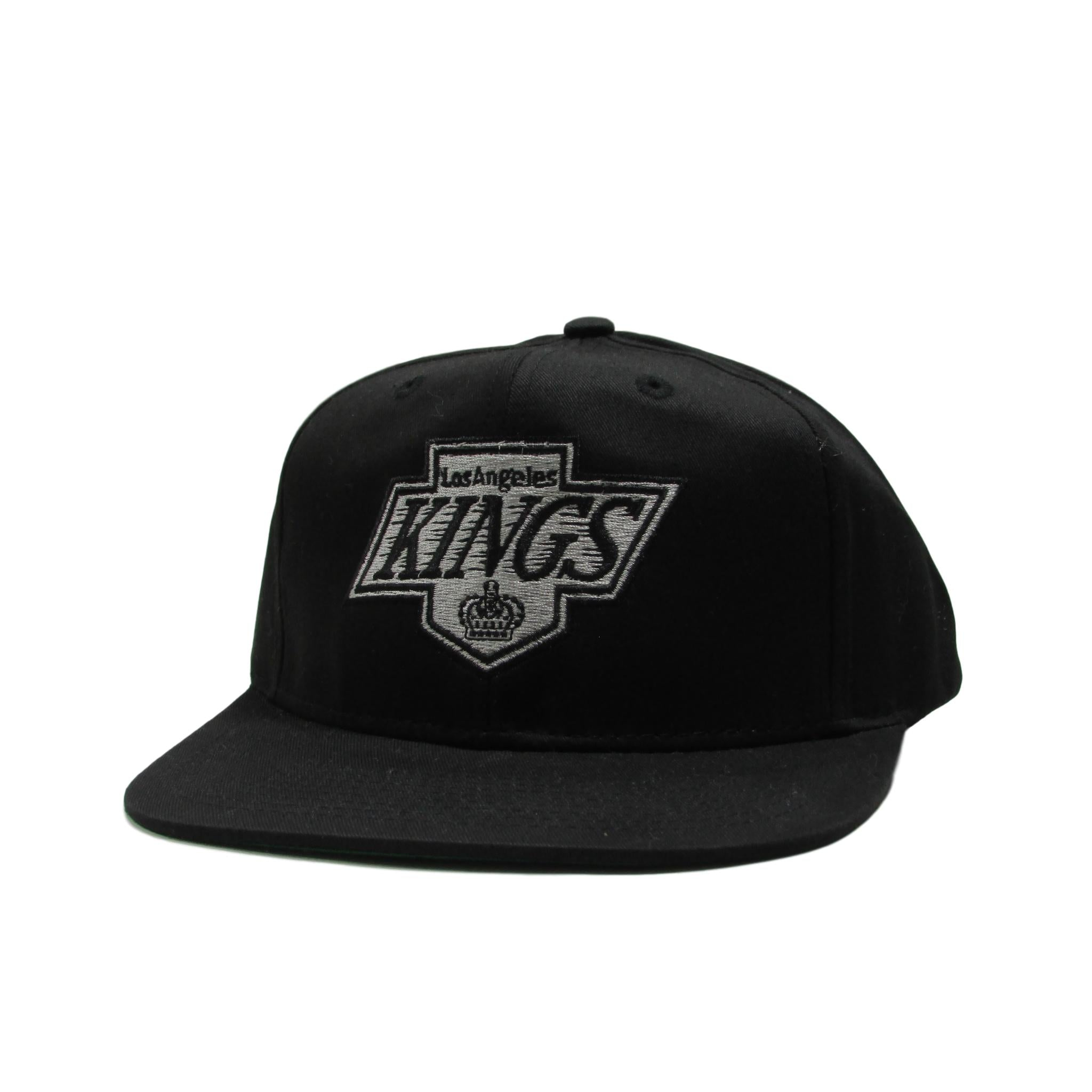 Los Angeles Kings Vintage 1988 Hockey Logo Snapback Hat