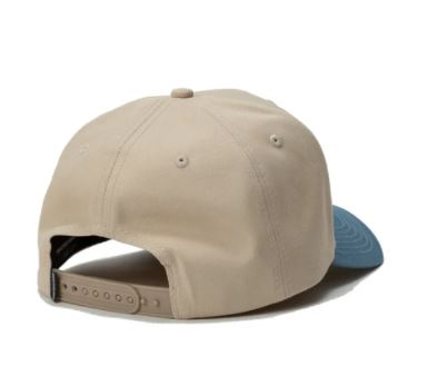 Pink Dolphin R.A.R.E. Ghost Snapback Hat Khaki