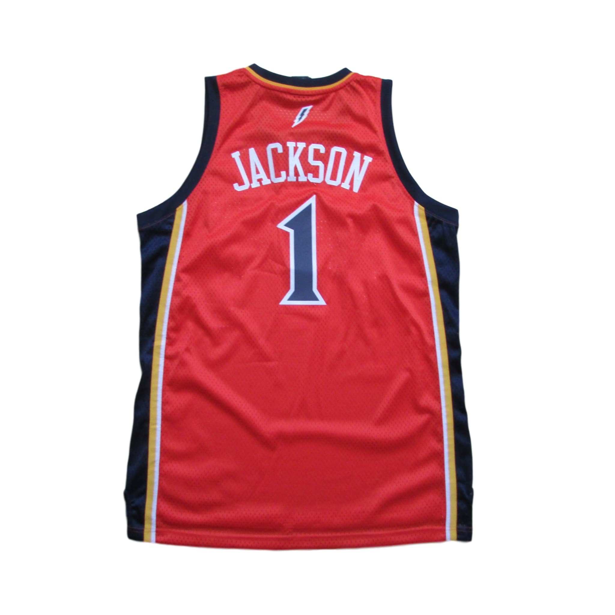 Golden State Warriors Stephen Jackson Basketball We Believe Jersey Sz XL