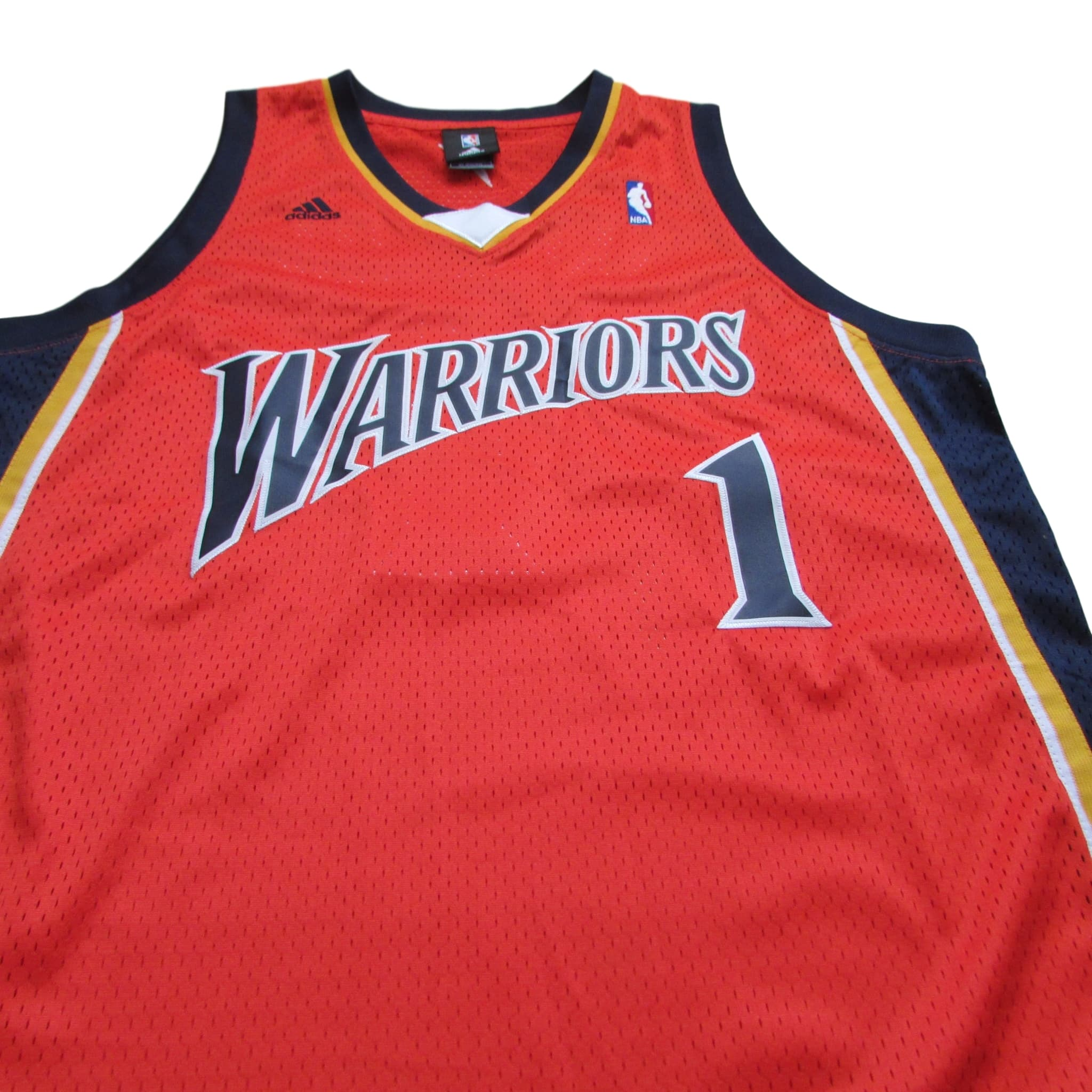 new concept 7ee1a 9dd20 Golden State Warriors Stephen Jackson Basketball We Believe Jersey Sz XL