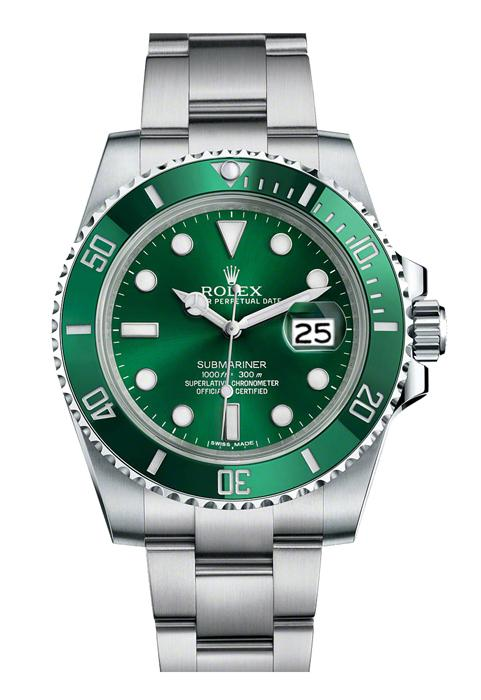 Rolex Submariner Green Date 116610LV<span> $14,600.00</span>