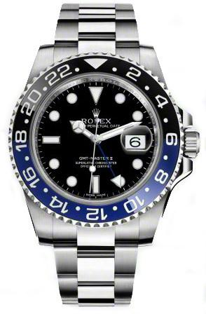 Rolex GMT-Master II 116710BLNR Blue/Black <span> $16,450.00</span>