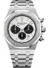 Load image into Gallery viewer, Audemars Piguet Royal Oak Chronograph Watch-Silver Dial 41mm-26331ST.OO.1220ST.03 - Luxury Time NYC INC