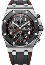 Load image into Gallery viewer, Audemars Piguet Royal Oak Offshore Selfwinding Chronograph Watch-Black Dial 42mm-26470SO.OO.A002CA.01 - Luxury Time NYC INC