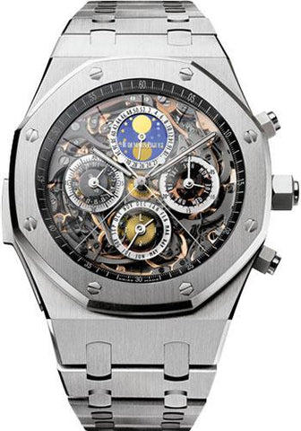 Audemars Piguet Royal Oak Openworked Grande Complication Watch-Dial 44mm-26065IS.OO.1105IS.01 - Luxury Time NYC INC