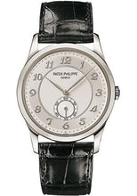 Load image into Gallery viewer, Patek Philippe 37mm Calatrava Watch Gray Dial 5196P - Luxury Time NYC INC