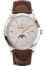 Load image into Gallery viewer, Patek Philippe 39.5mm Men Grand Complications Watch Silver Dial 5496P - Luxury Time NYC INC