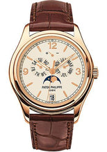 Load image into Gallery viewer, Patek Philippe 39mm Annual Calendar Compicated Watch Cream Dial 5146R - Luxury Time NYC INC