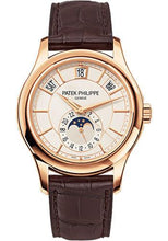 Load image into Gallery viewer, Patek Philippe 40mm Men Complications Watch Opaline Dial 5205R - Luxury Time NYC INC