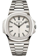 Load image into Gallery viewer, Patek Philippe 40mm Men Nautilus Watch White Dial 5711/1A - Luxury Time NYC INC