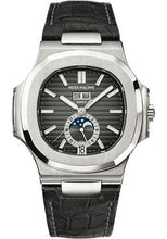 Load image into Gallery viewer, Patek Philippe 40mm Nautilus Watch Black Dial 5726A - Luxury Time NYC INC