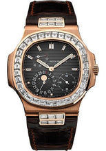 Load image into Gallery viewer, Patek Philippe 40mm Nautilus Watch blue Dial 5724R - Luxury Time NYC INC