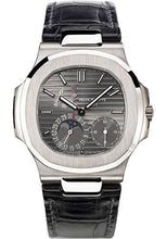 Load image into Gallery viewer, Patek Philippe 40mm Nautilus Watch Grey Dial 5712G - Luxury Time NYC INC