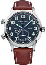 Load image into Gallery viewer, Patek Philippe 42mm Men Grand Complications Watch Blue Dial 5524G - Luxury Time NYC INC