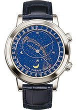 Load image into Gallery viewer, Patek Philippe 44mm Grand Complication Celestial Moon Age Watch Black Dial 6102P - Luxury Time NYC INC