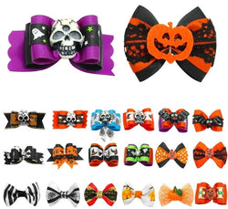 20 pc Set of Adorable Dog & Cat Hair Bows