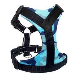 Breathable Mesh Dog Harness Vest for Small, Medium & Large Dogs