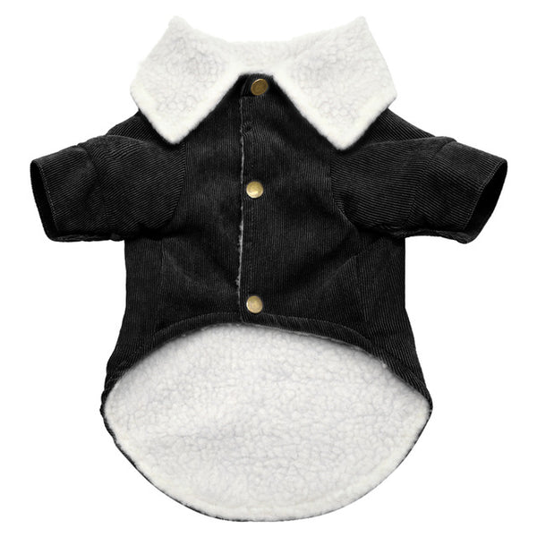 Winter, Cotton Coat for Protecting the Dog's Body, Suitable for Small and Medium Dogs and Cats