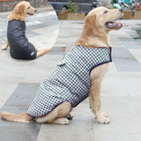 A Wonderful Waterproof Dog Jacket-Vest with Two Sides For Small, Medium & Large Dogs