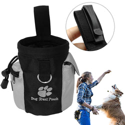 A Popular Dog Training Bag