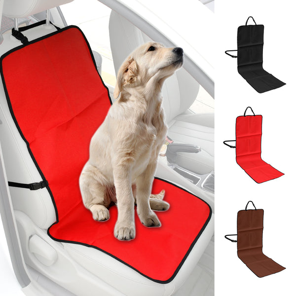 A Waterproof Dog Car Seat Cover